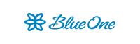 블루원 로고