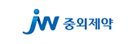 제이더블유중외제약 로고
