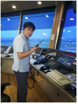 항공교통관제사 김선우